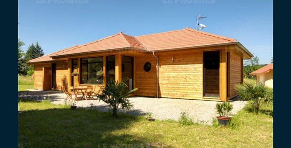 maison bois en kit