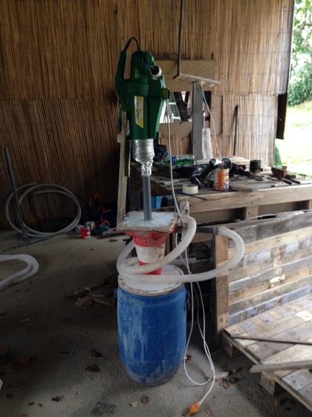 aspirateur machine à bois