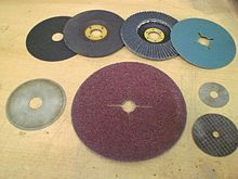 disque scie circulaire