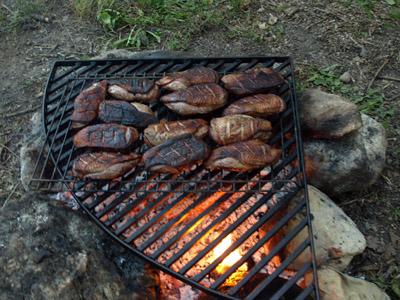 gaziniere de camping
