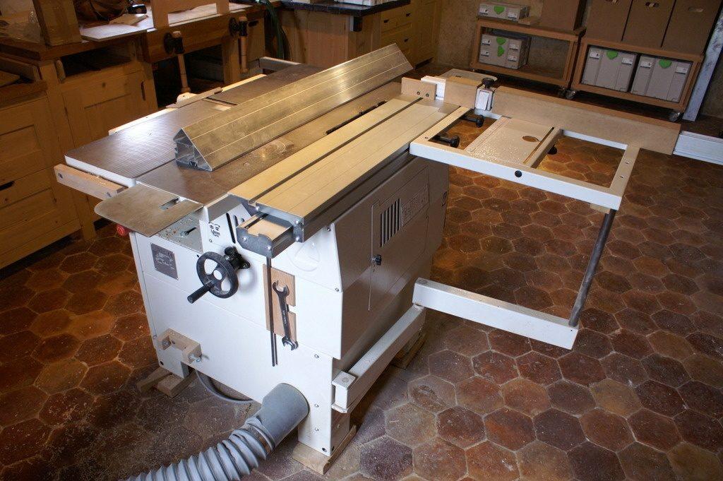 machine a bois minimax