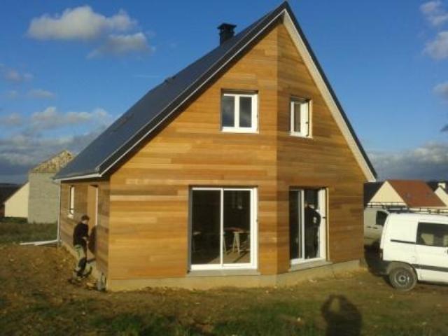 maison ossature bois prix