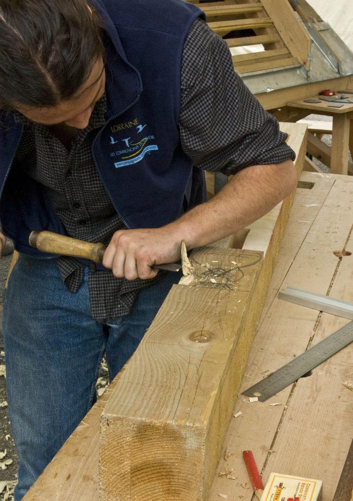 outils travail du bois