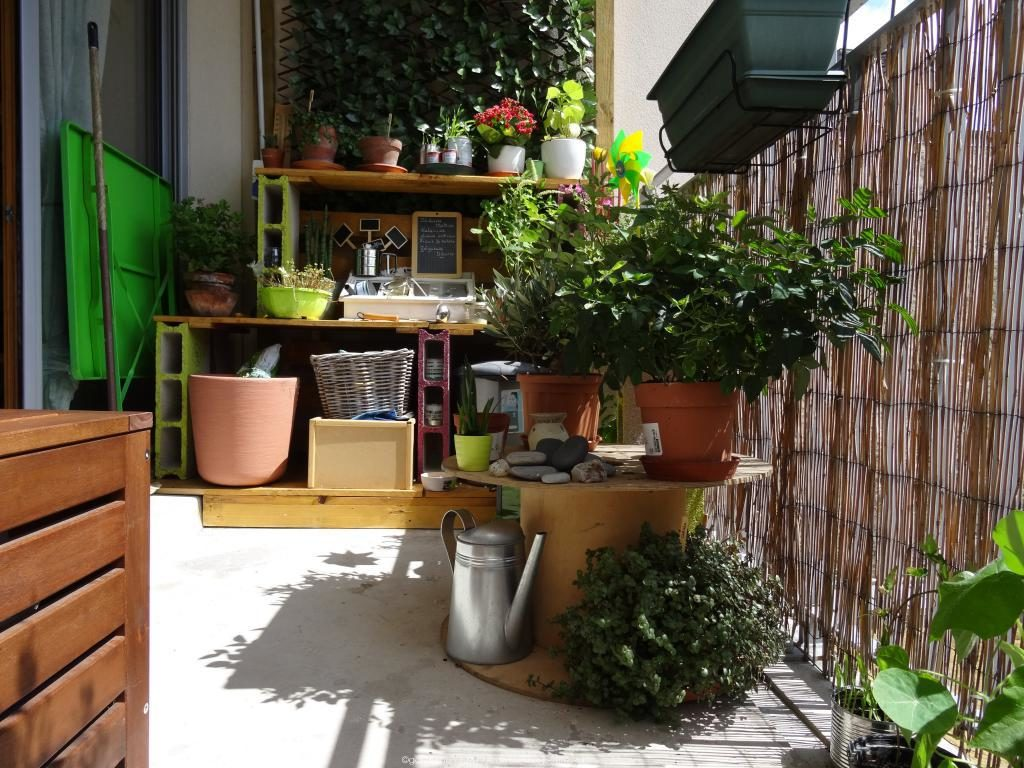pots plantes ext rieur bois. Black Bedroom Furniture Sets. Home Design Ideas