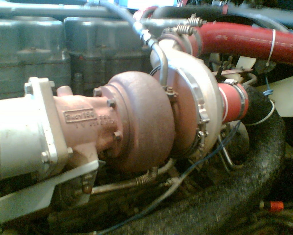 turbine d aspiration d air