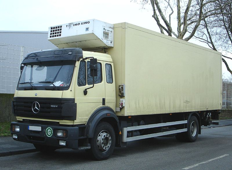 actros occasion