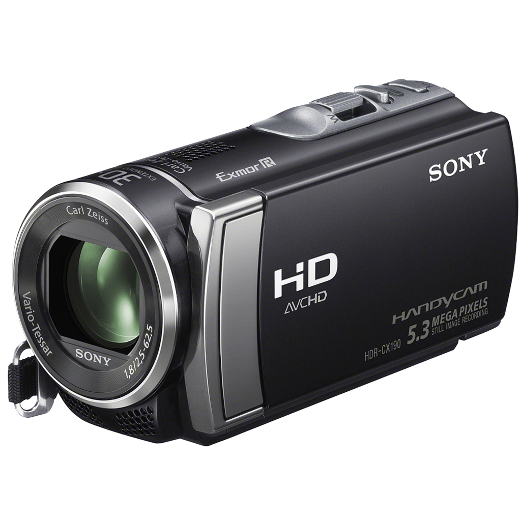 camescope sony hd