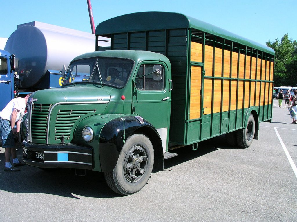 camion benne occasion france