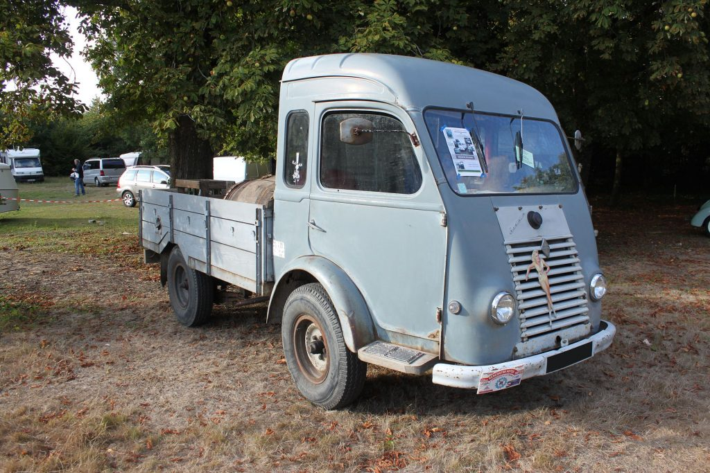 camion benne vl occasion
