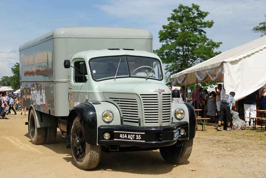 camion frigorifique occasion belgique