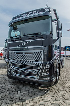 camion occasion volvo fh12