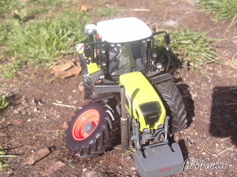casse tracteur agricole