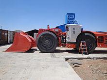 chargeuse sur pneus