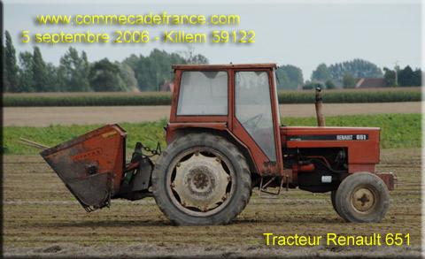 cote tracteur renault