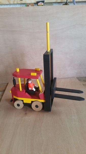 elevateur chariot