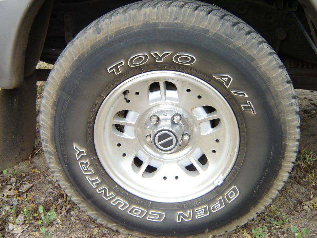 firestone pneu