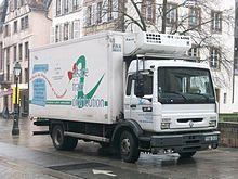 frigo de camion