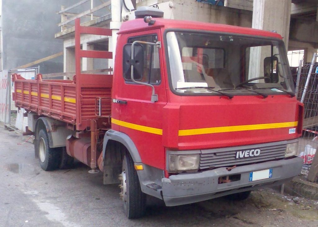 iveco daily 4x4 occasion suisse