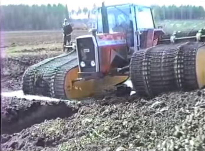 kubota tracteur