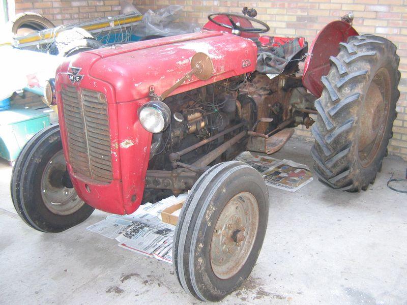 largeur tracteur tondeuse