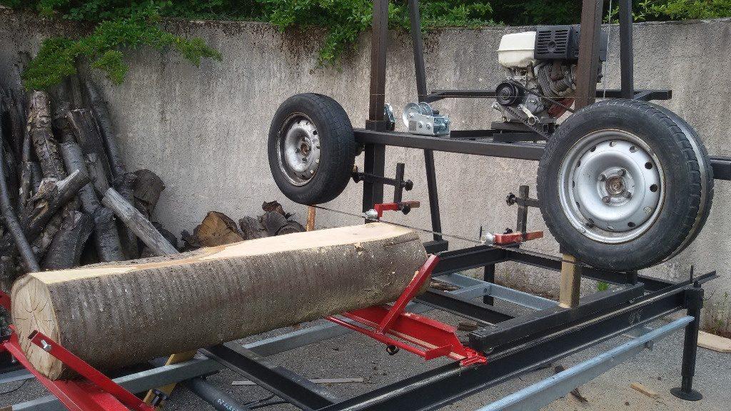 machine a couper le bois de chauffage occasion