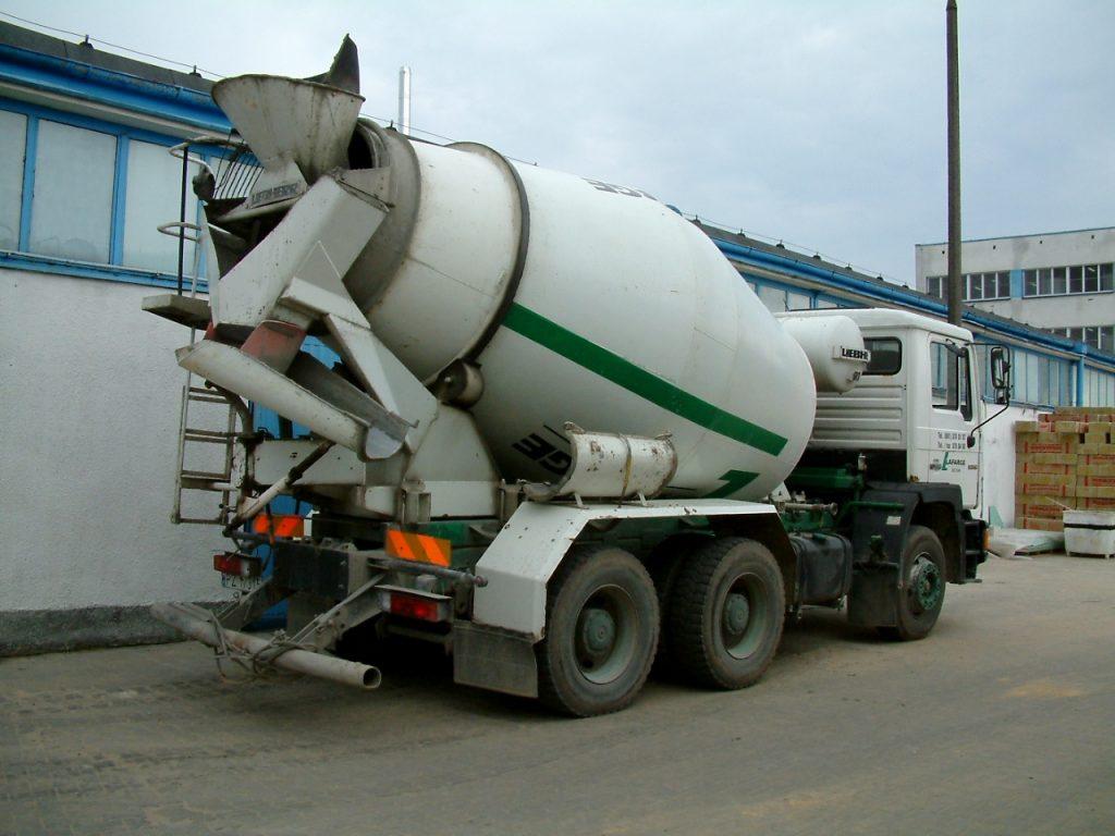 malaxeur beton