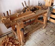 outils de menuiserie bois