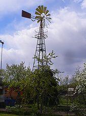 pompe à eau agricole