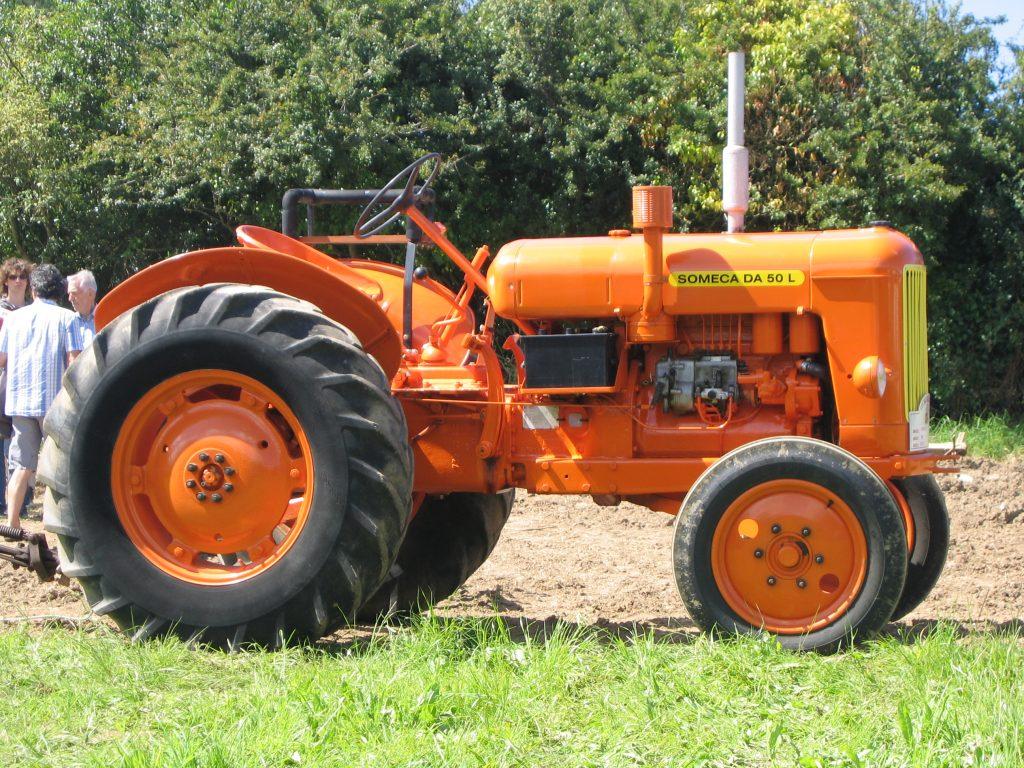 tracteur avec chargeur occasion