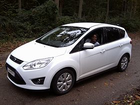 voiture ford s max