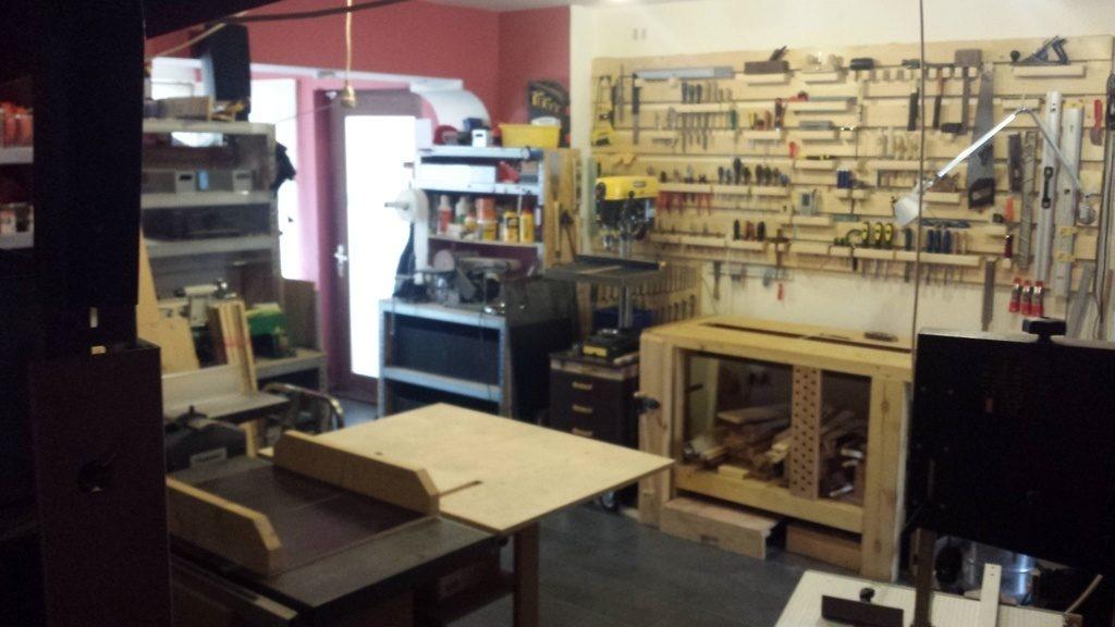 Acheter scie bois sur table