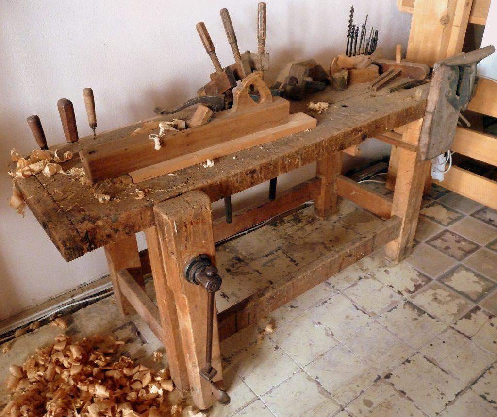 fabriquer un tour a bois
