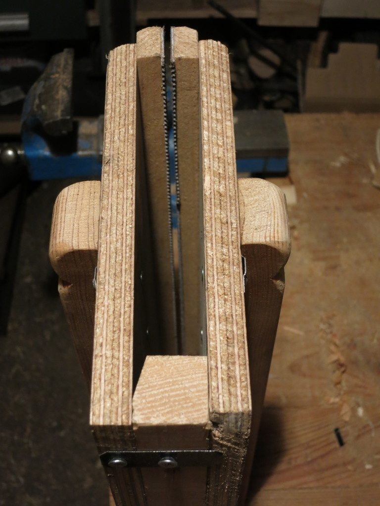 lames de scie a bois