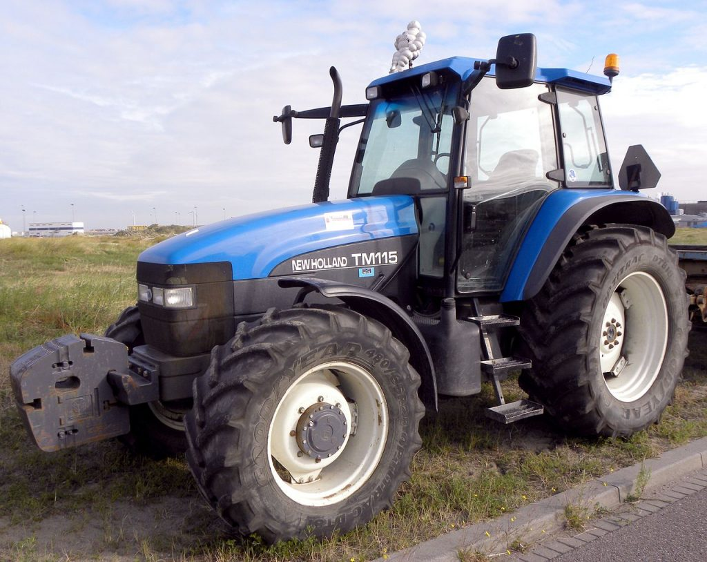 tracteur occasion 55 cv
