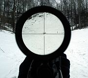 lunette de tir vision nocturne