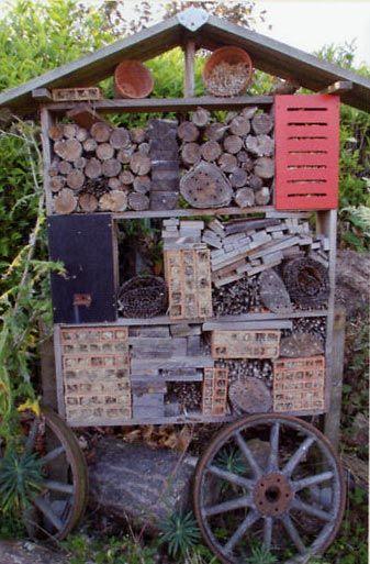 abris de jardins bois