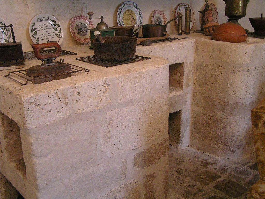 barbecue exterieur en pierre