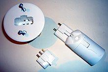 boitier electrique encastrable