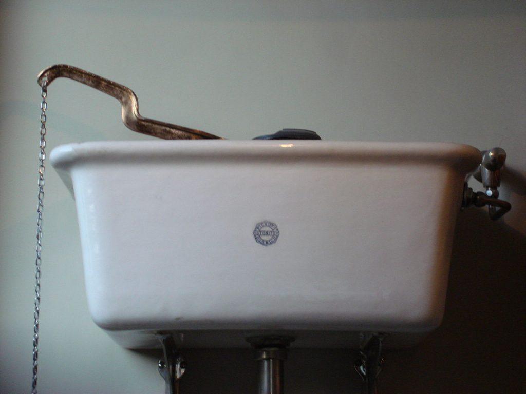 changer mecanisme wc