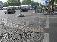 dalle beton pour allee carrossable