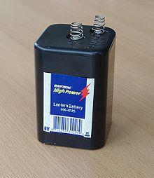 batterie 110 ah
