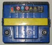 batterie gel voiture