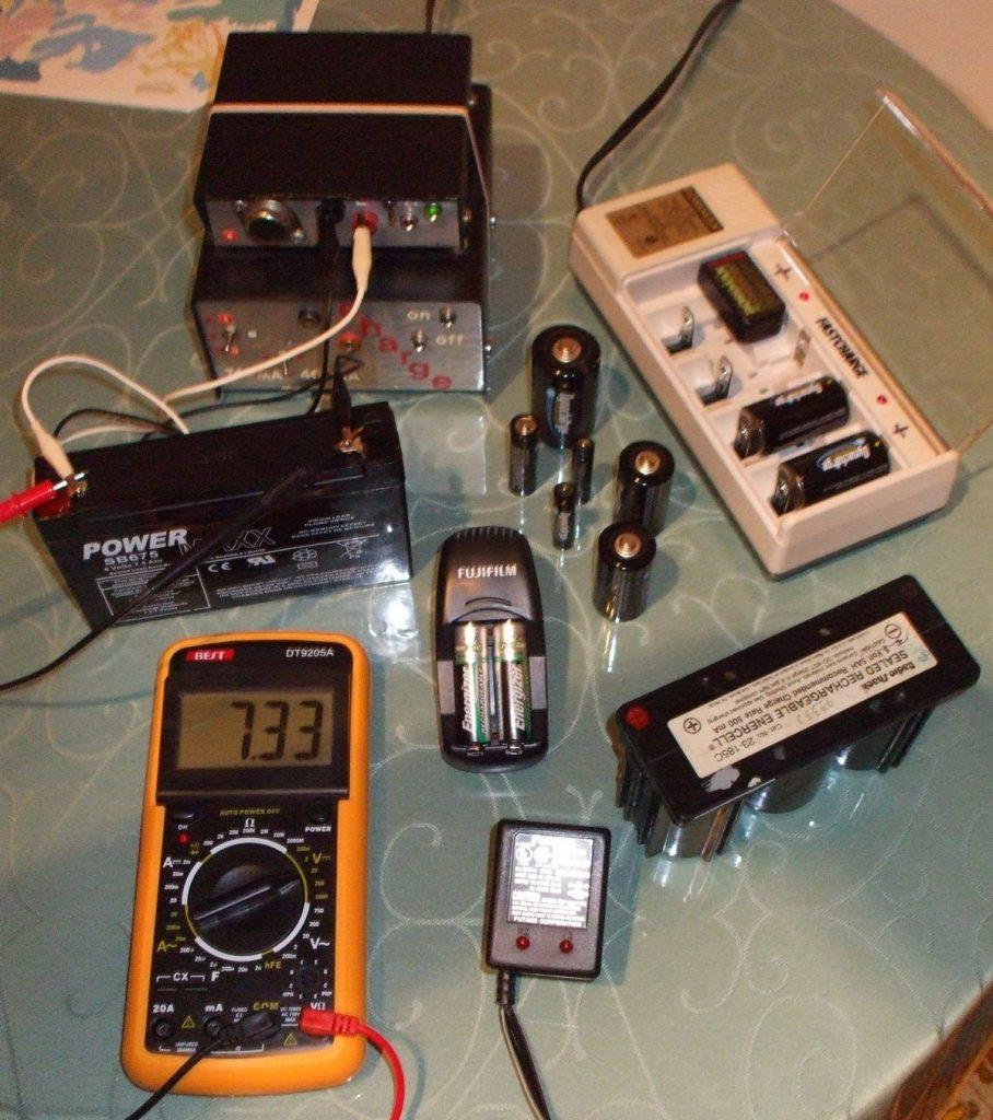 batterie plomb 12v 7ah