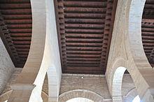 moulure plafond bois